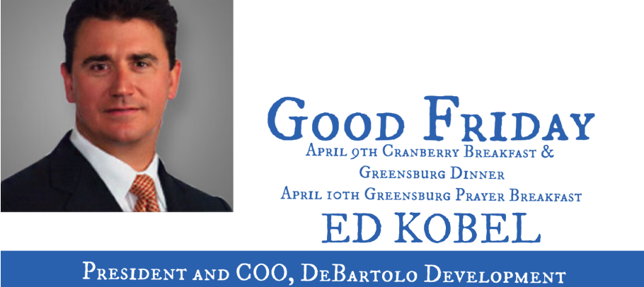 invite to April 9 and 10 event with Ed Kobel